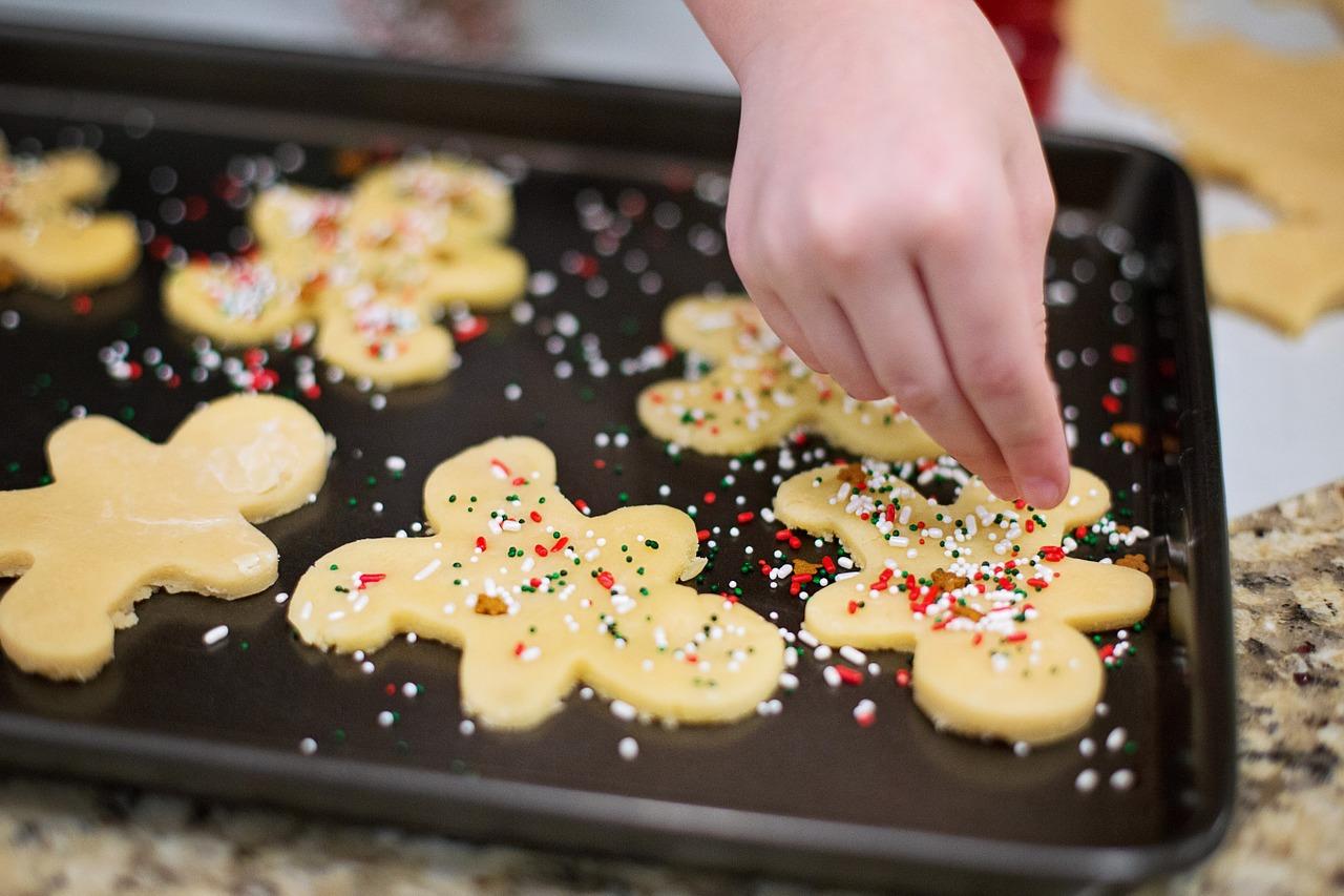 cuisiner biscuits noel